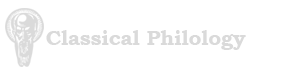Classical Philology