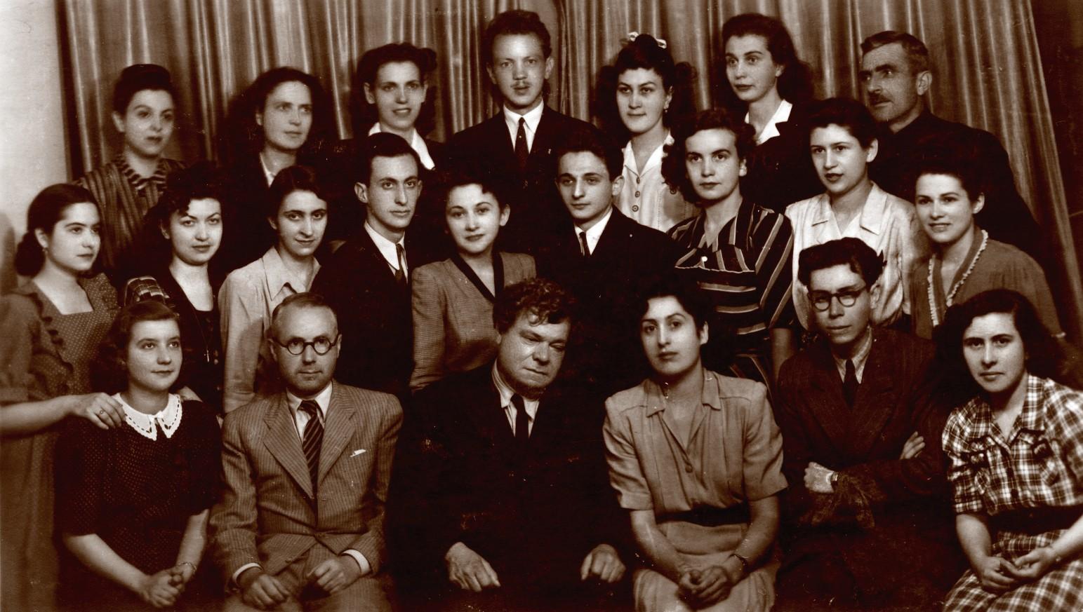 Випуск 1947 г.