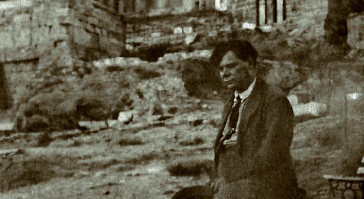 Александър Балабанов на Акропола