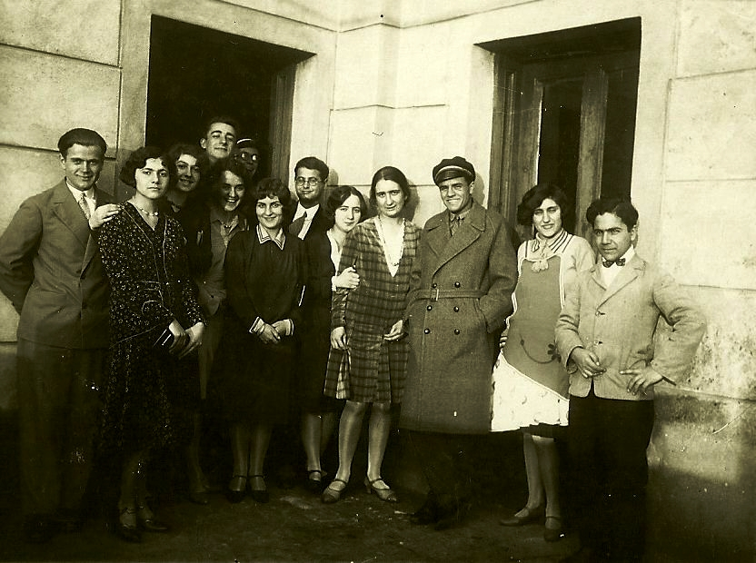 Студенти – ок. 1930 г.