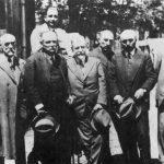 Пред Народния музей – 1934 г.