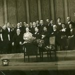 Юбилеят на проф. Балабанов – 1934 г.