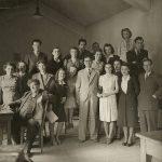 Ал. Балабанов и В. Георгиев в класическия семинар