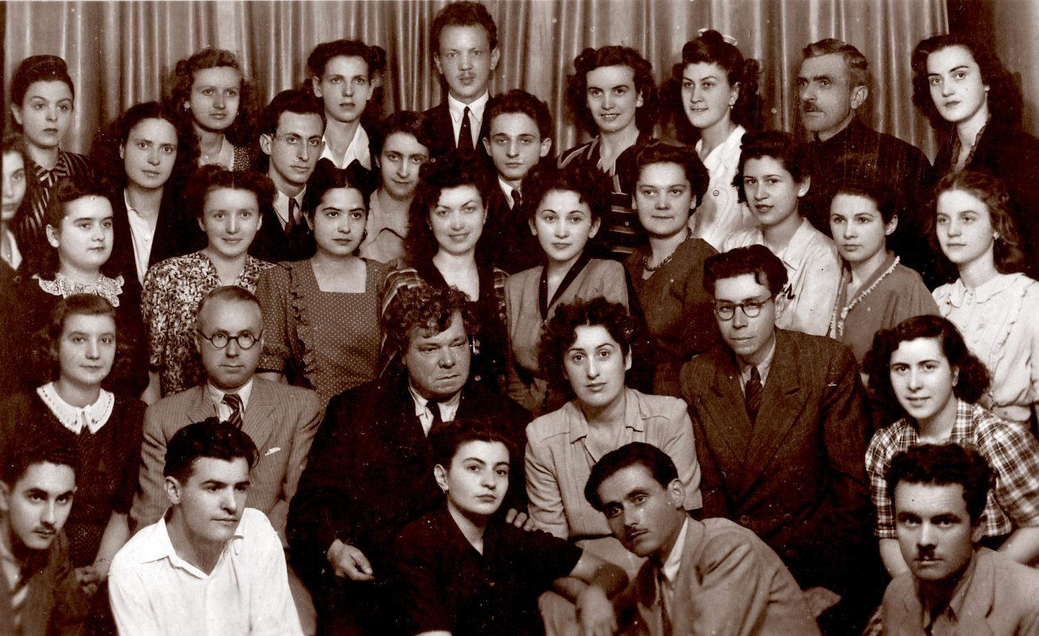 Студенти – випуск 1947 г.