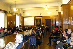 90-годишнина на катедра Класическа филология